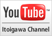 Itoigawa Geopark Youtube channel